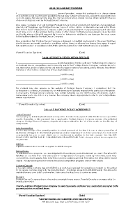 Liability/Waiver/Payment Policy Form